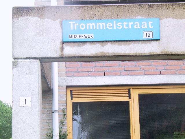 trommelstraat