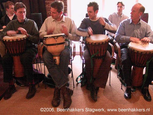 drumming percussion workshop