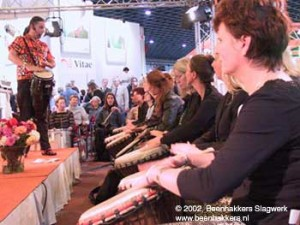 hans beenhakkers percussion percussie