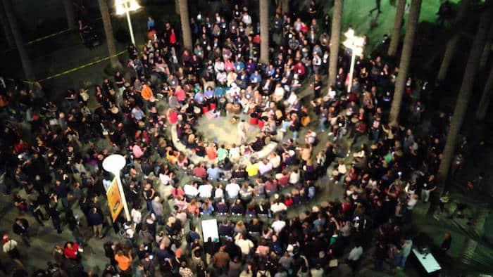 Drumcircle-Happening, vernieuwde percussieworkshop, drumcircle, drum, circle, Interactieve Ritme-Cirkel