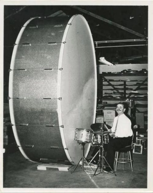 genoeg - enough bass drum
