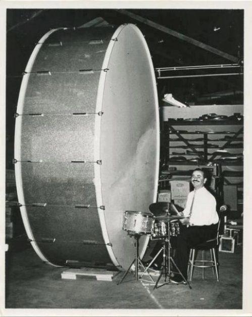 genoeg - enough bass drum