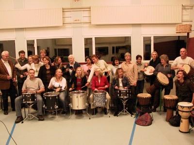 workshop percussie, percussieworkshop
