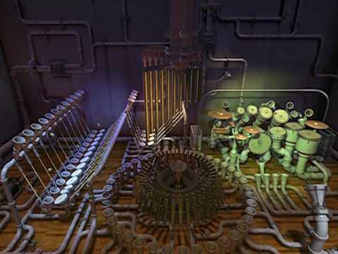 pipedream - bizarre muziekinstrumenten