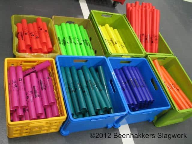 boomwhackers Beenhakkers Slagwerk