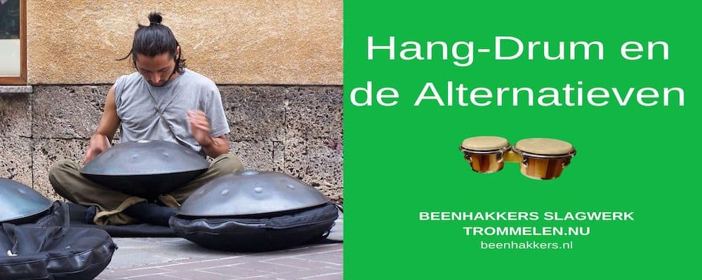 de Hang-Drum en de alternatieven ervoor