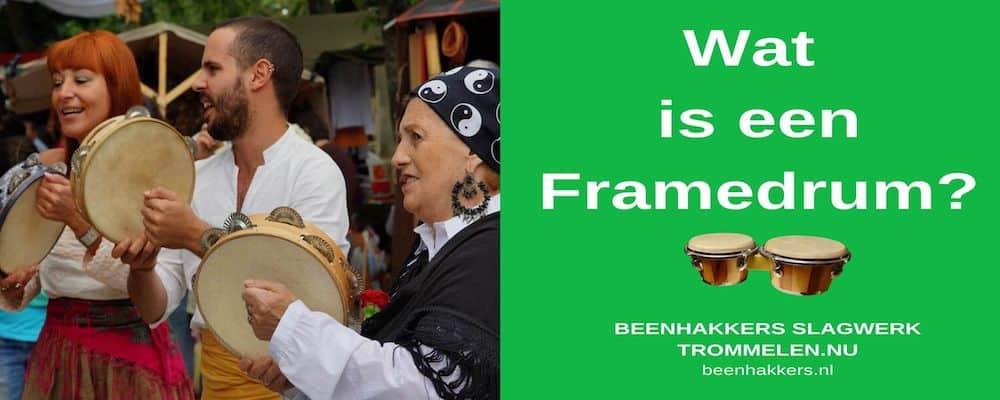 wat is een framedrum?