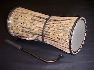 talking drum - drums