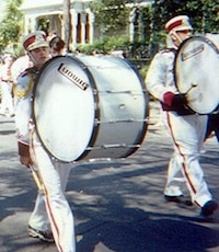 grote trom - bass drum