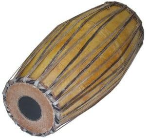 Mrdinga - Mridangam
