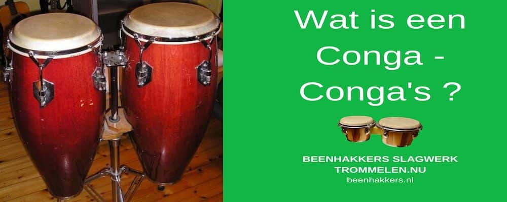 Wat is een Conga? Wat zijn conga's - congas?