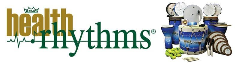 healthrhythms Remo, drum for health