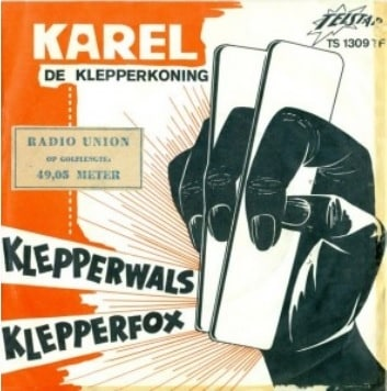 klepperaar - klepperkoning - klepperwals - klepperfox - kleppers