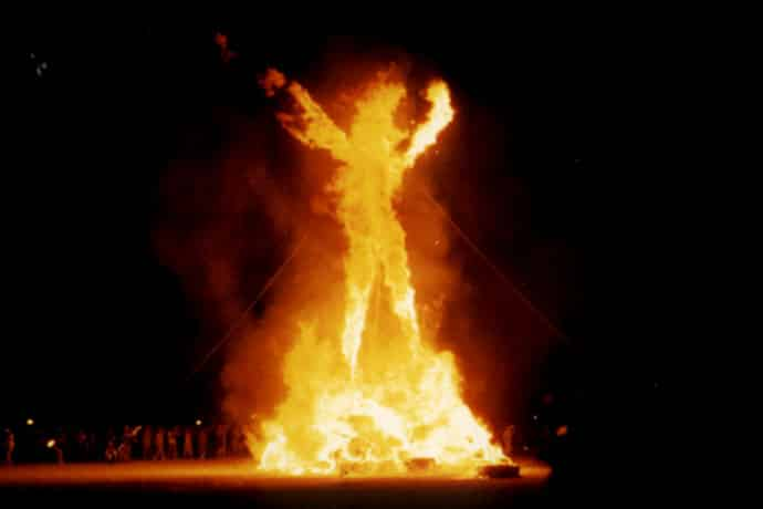burning man burningman