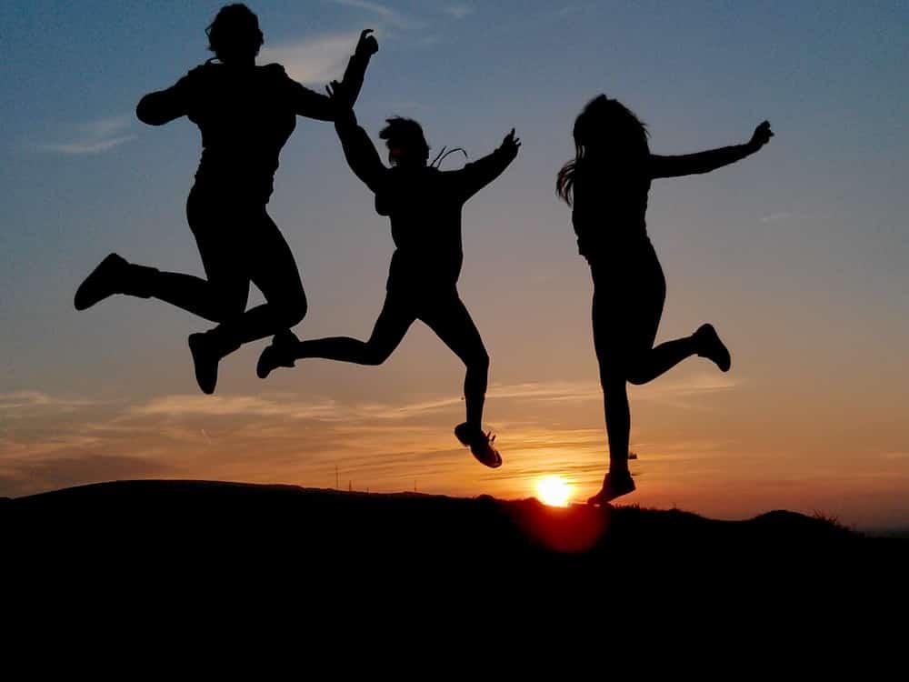 joy vreugde vrijheid