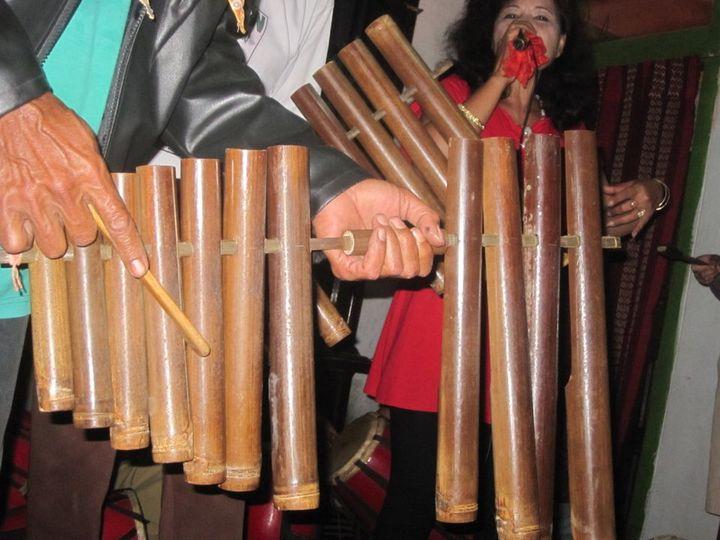 calung - Melodische Percussie
