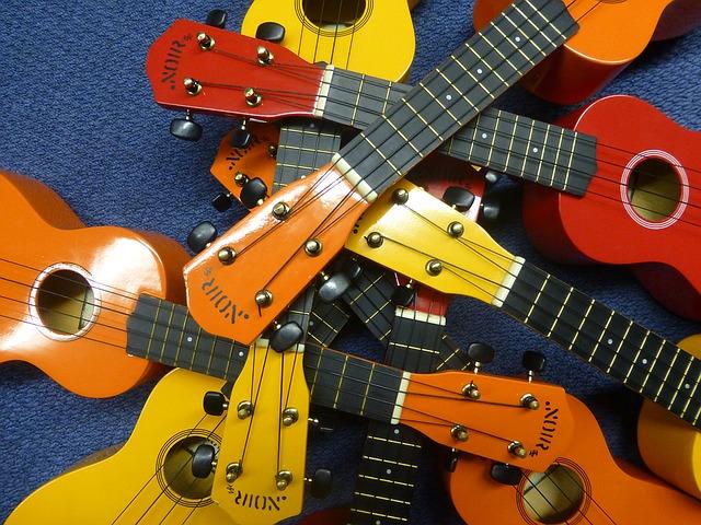 ukulele - happening - ukelele