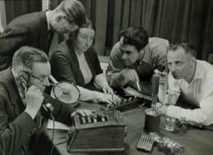 hoorspel - geluidseffecten - percussie