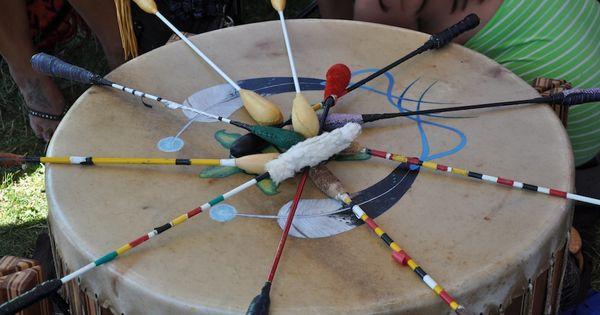 powwow - pow wow - gathering drum
