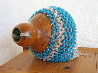 afoxe -  cabassa - chekere- shekere -