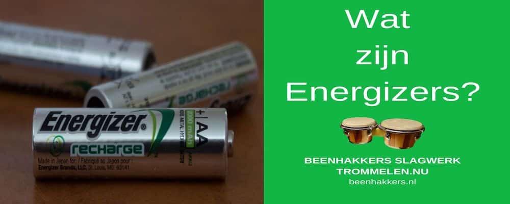 wat zijn energizers