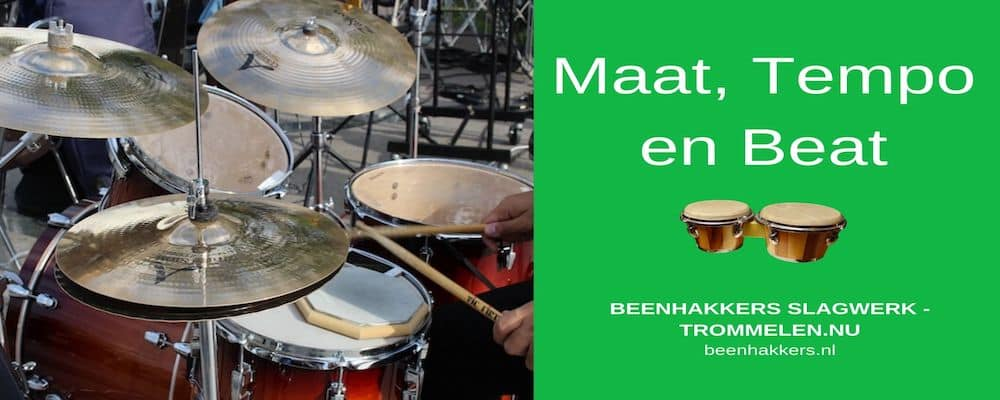 over maat, tempo en beat