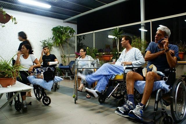 fysieke beperking handicap