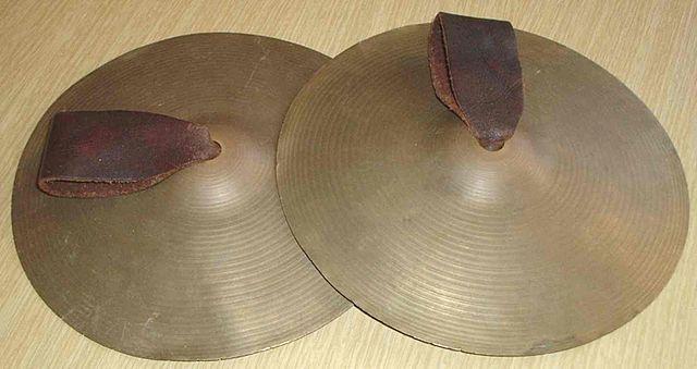 bekkens - cymbals - deksels