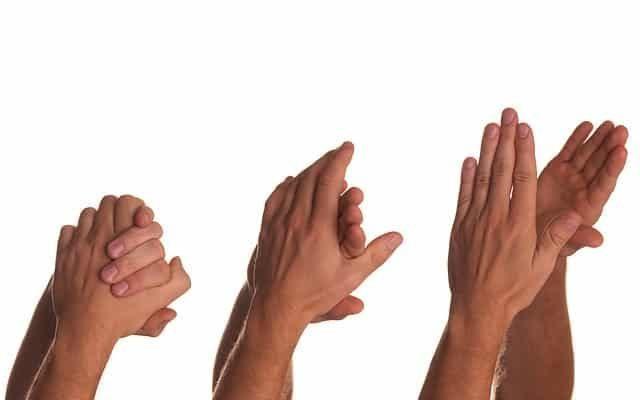 klappen - handen klappen - clap - clapping