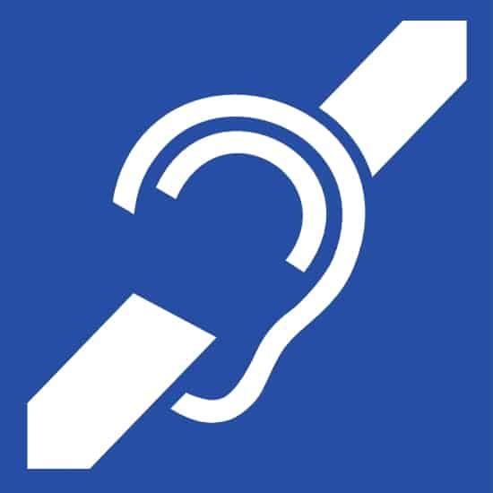 slechthorenden, doven, auditief beperkt, auditief gehndicapt