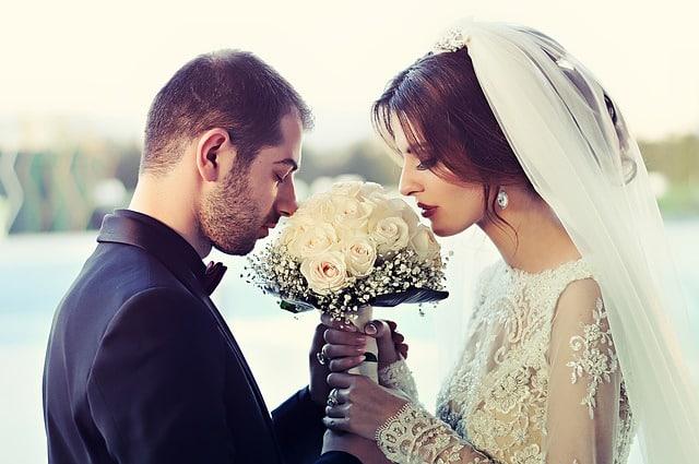 trommelen op bruiloft