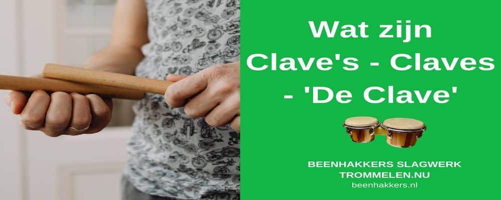 Clave's - Claves - 'De Clave'