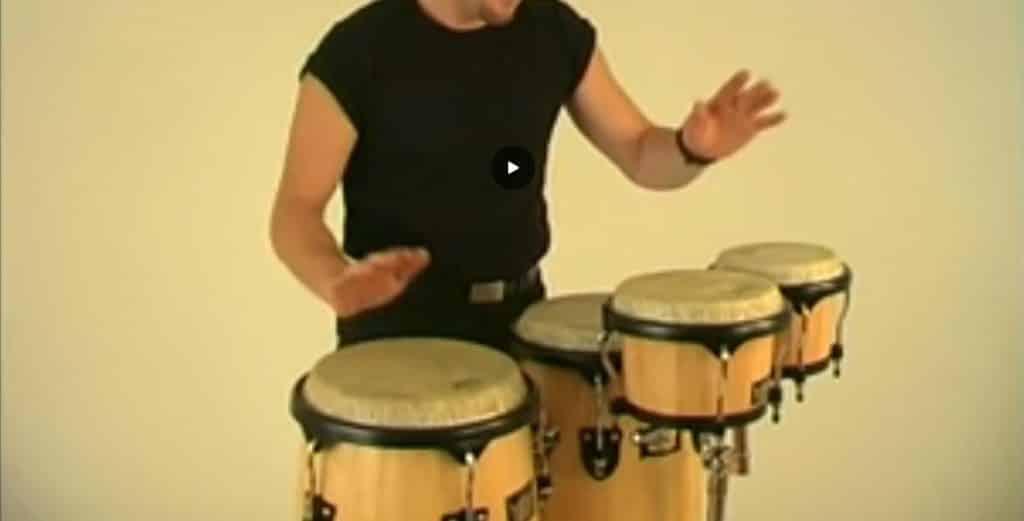 schooltv percussie - slaginstrumenten met vel