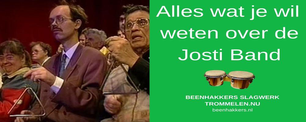 Muzikanten van de Josti Band, Jostiband, Josti-Band