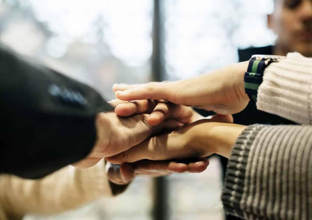 handen teambuilding workshop energzier