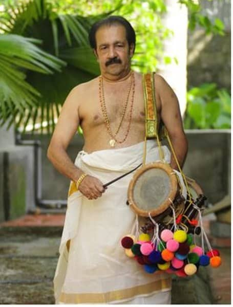 idakka talking drum india