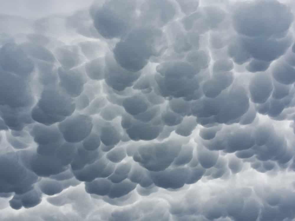 regenwolken patroon