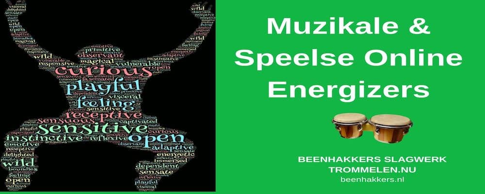 muzikale online energizers speelse