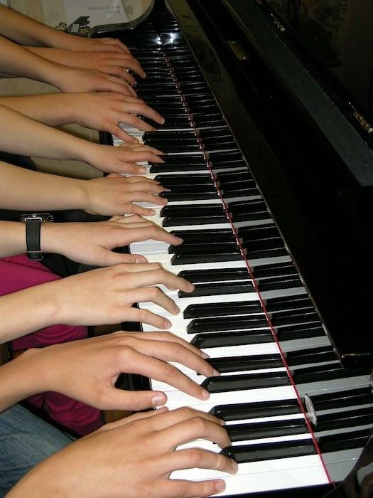 muzikale energizer muziek